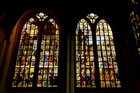 Oude Kerk Stained Glass