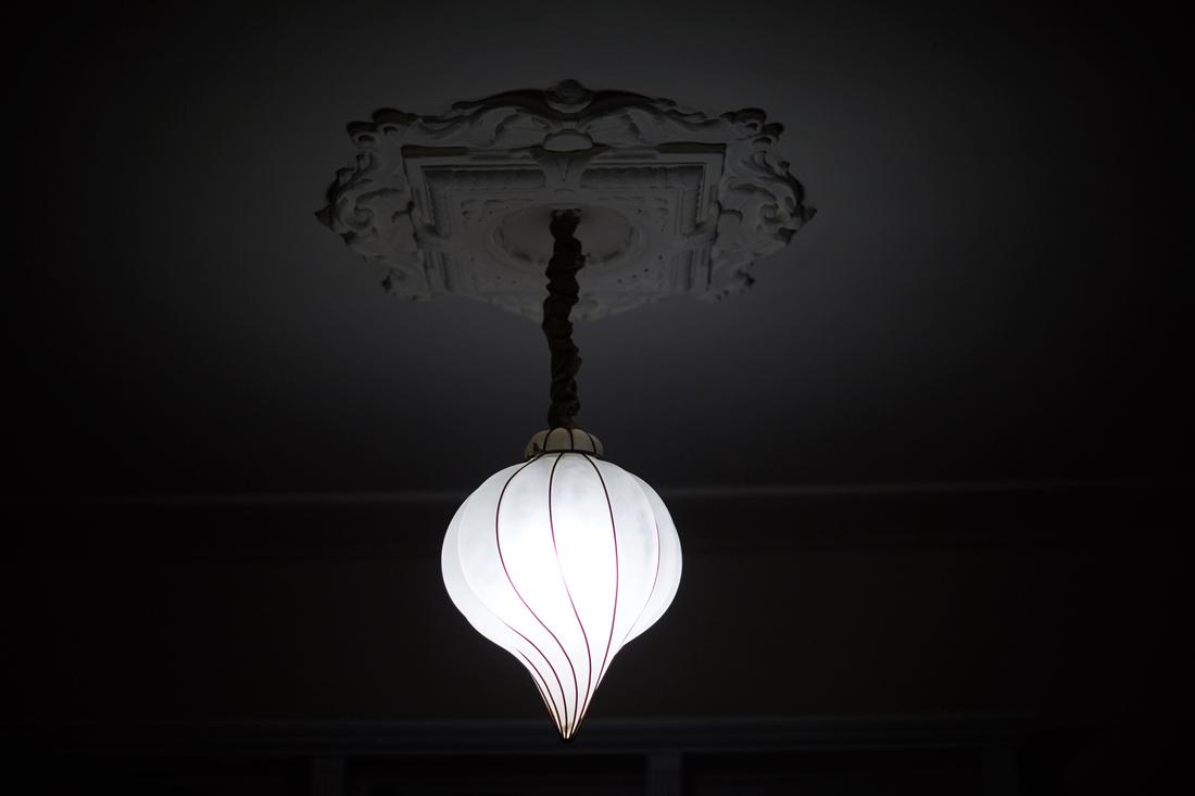 Wanningstraat Light Fixture: 12-April