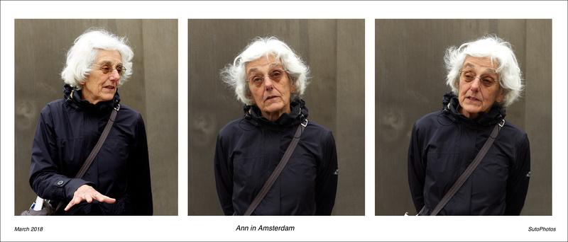 Ann in Amsterdam