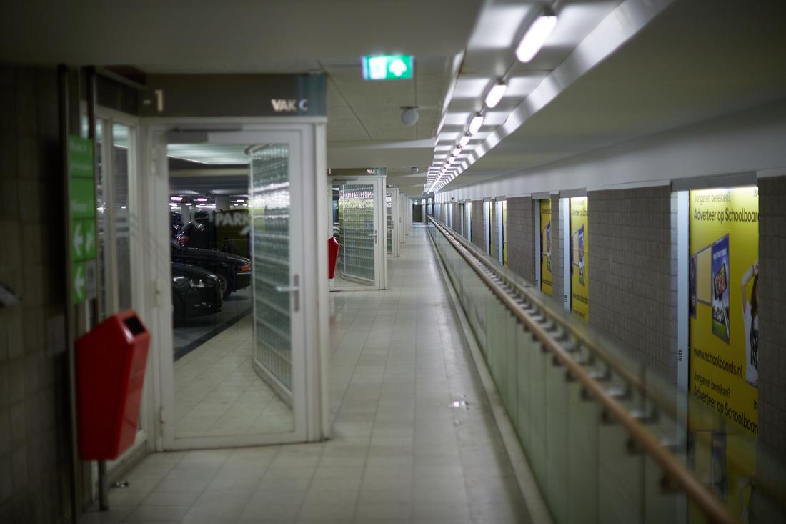 Parking Garage 16-April