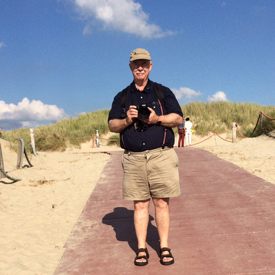 Tom on Texel