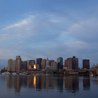 Boston @ Sunrise II